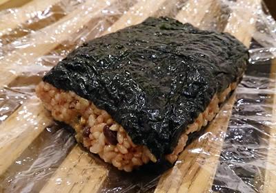 酵素玄米のごはん