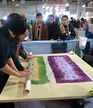第1回上海国際手造博覧会10