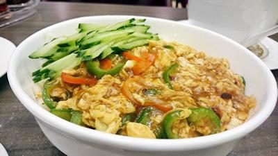 東北炸醤麺