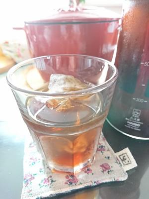 甘みを感じる水出しコーヒー1