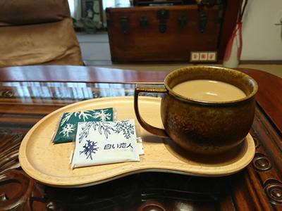 トリュフ&チョコレートフレーバー紅茶1