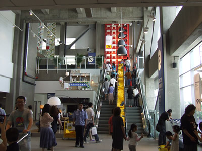 IKEA北蔡商場2