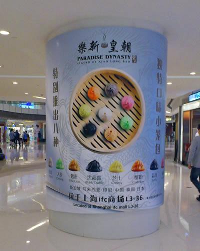 樂新皇朝広告