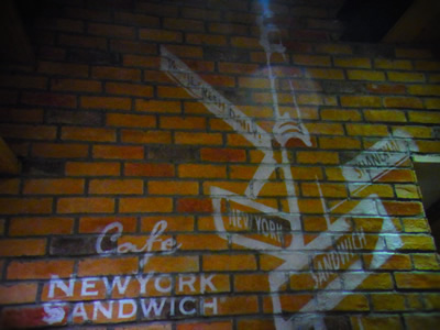 cafe NEW YORK SANDWICH2