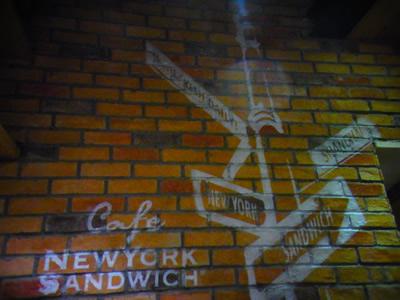 cafe NEW YORK SANDWICH2