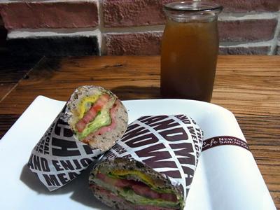 cafe NEW YORK SANDWICH7