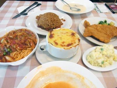 新利查西菜馆6