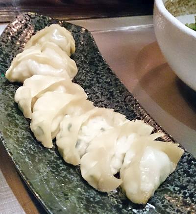 日式大叶煎饺