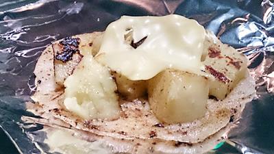 芝士土豆年糕饼