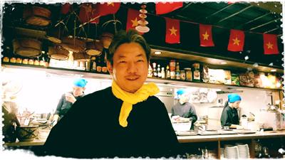 アンゴンの岡本さん