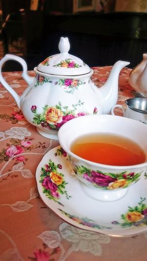浦江飯店下午茶2